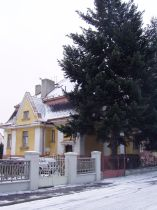 Budova rodinné školky Rolnička v Opavě